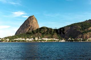 Zuckerhut in Rio de Janeiro, Brasilien