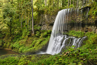 Middle North Falls, Silver Falls State Park