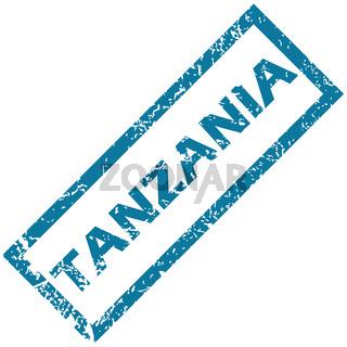 Tanzania rubber stamp