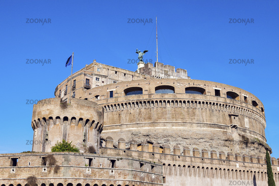 Castel Sant' Angelo in Rome