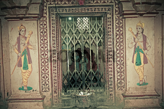 Jay and Vijay are doorkeepers, Someshwar Temple