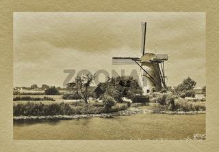 Windmühlen von Kinderdijk, Niederlande | Windmills of Kinderdij