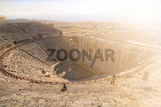 Hyerapolis Amphitheater