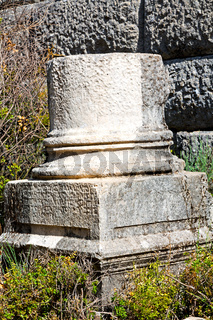 anatolia   ruins     asia turkey termessos