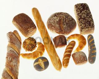 Brote und Broetchen