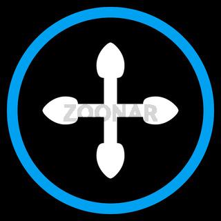 Arrows Flat Icon