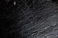 schwarze Schiefer Platte