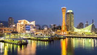 Kobe Tower Panorama