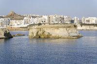 Marsalforn, Gozo, Malta