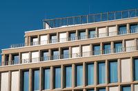 real estate exterior - modern architecture building facade -