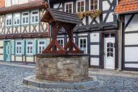 Ansichten von Wernigerode im Harz