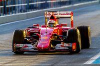 Scuderia Ferrari F1, Kimi Raikkonen, 2015