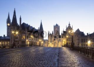 Ghent___Sunrise_at__Saint_Michaels_Bridge___Belgium.jpg