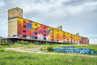 St Louis Cotton Belt Route Freight Depot