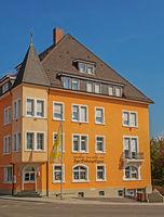 Hotel, Gasthof zum Goldenen Ochsen, Stockach, Baden-Wuerttemberg