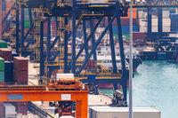Hong Kong Port Working