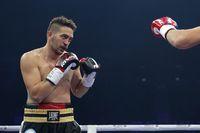 Boxer Leonardo Damian Bruzzese
