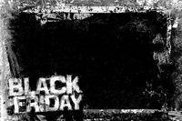 Black Friday Grunge Background