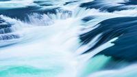 rapid cateract waterfall