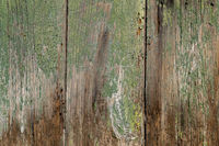 Detail einer alten Holztür