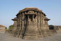 Back side view, Daitya Sudan temple, Lonar, Buldhana District, Maharashtra, India