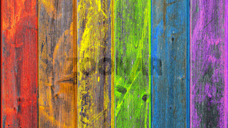 LGBT concept, abstract colorful background, flag colors