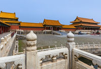 Gugong Forbidden City Palace - Beijing China