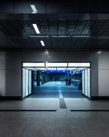 im Hauptbahnhof Berlin