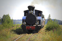 Steam Locomotive Train Travel