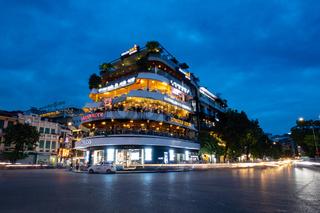Hanoi Famous Roundabout