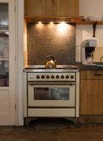 Old condo kitchen