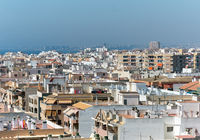 Torrevieja city in summertime. Costa Blanca, Spain