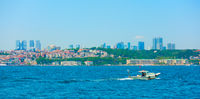 Asian coast of Istanbul
