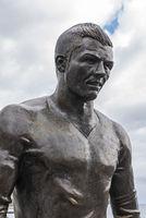 Christiano Ronaldo memorial