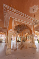 City palace, Jaipur, Rajasthan, India