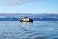 Postschiff, Spitsbergen
