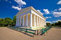 Theseus Temple In Volksgarten park of Vienna