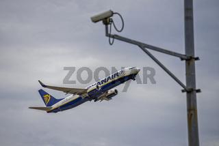 Ryanair unter Beobachtung