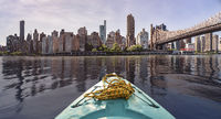 Kayaking in New York City