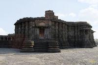 Front View, Daitya Sudan temple front side, Lonar, Buldhana District, Maharashtra, India