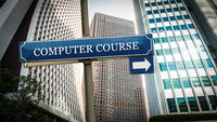Street Sign COMPUTER COURSE