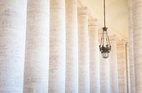 Bernini Colonnade at Vatican