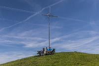 Höhenkreuz, Gummenalp, Nidwalden, Schweiz, Europa
