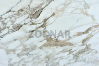 Real natural ' Calacatta Vagli ' texture pattern. Background