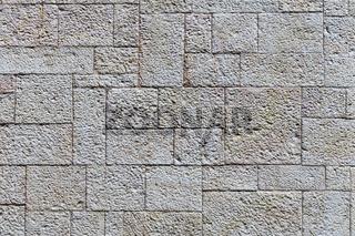 Details einer Mauer   Details of an wall