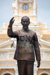 Ho Chi Minh Monument