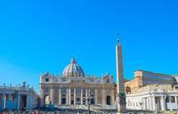 St. Peter basilica Vatican, Rome