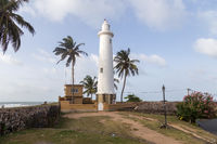Lighthouse in Galle, Sri Lanka