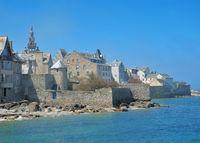 Roscoff in der Bretagne,Frankreich