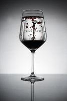 Lava im Weinglas